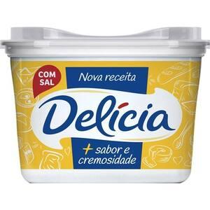 Margarina Delícia com Sal 500g