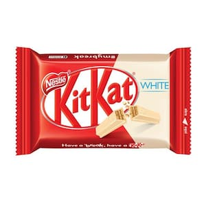 Chocolate Kit Kat 4 Fingers White 41,5g