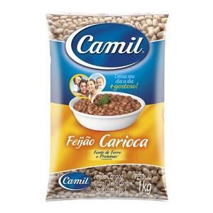 Feijão Carioca Camil Tipo 1 1kg