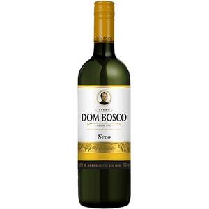 Vinho Branco Dom Bosco Seco Garrafa 750ml