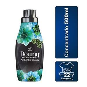 Amaciante Concentrado Downy Authentic Beauty 500ml