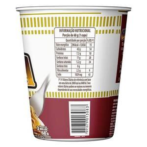 Macarrão Instantâneo Cup Noodles Costela 68g