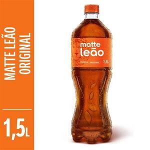 Chá Matte Leão Natural Pet 1,5 Litro