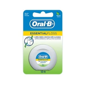 Fio Dental Oral-B Essential Menta 50m