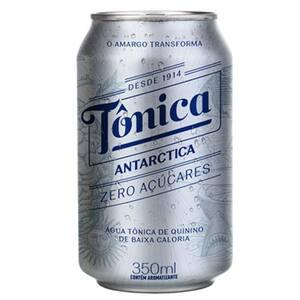 Água Tônica Antarctica Zero 350ml