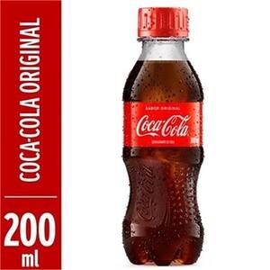 Refrigerante Coca-Cola Original 200ml