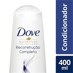 Condicionador Dove Reconstrução Completa 400ml