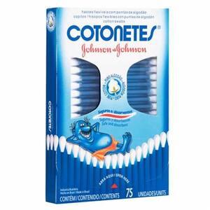 Haste Flexível Cotonetes 75un