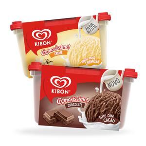 Combo Kibon Creme + Chocolate 1,5l
