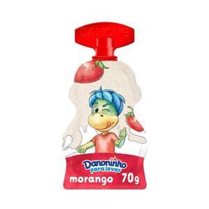 Danoninho Petit para Levar Morango 70g
