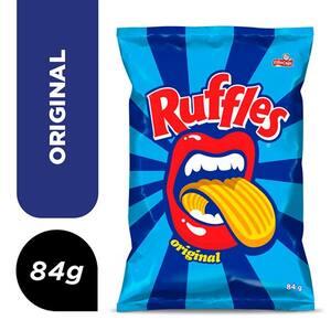Batata Ruffles Original 84g