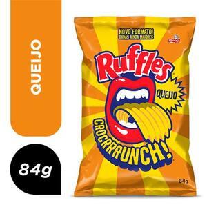 Batata Ruffles Queijo 84g