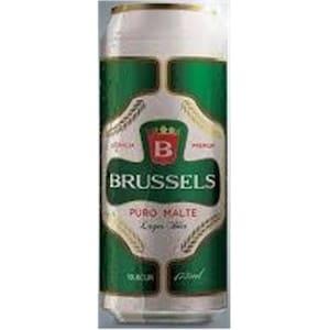Cerveja Brussels Puro Malte 473ml