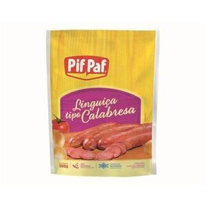 Linguiça Calabresa Pif Paf