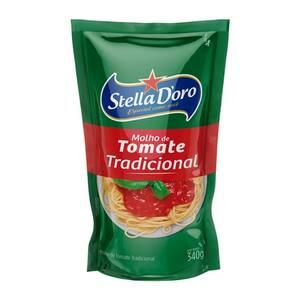 Molho de Tomate Stella Doro Tradicional Sachê 340g