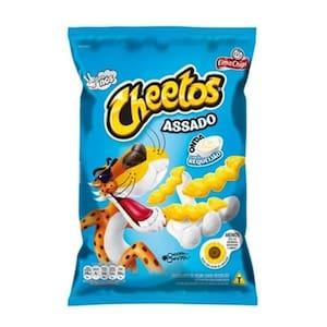 Cheetos Assado Onda Requeijão 37g