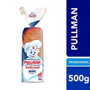 Pão de Forma Tradicional Pullman 500g