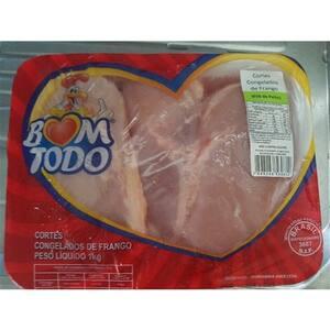 Frango Bom Todo Filé de Peito 1kg