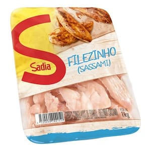 Filezinho Sassami Sadia 1kg