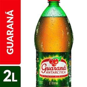 Refrigerante Antarctica Guaraná 2l