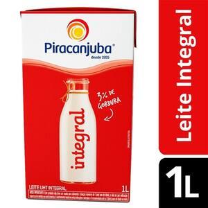 Leite Integral Piracanjuba 1l