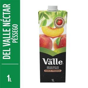 Néctar Del Valle Pêssego 1l