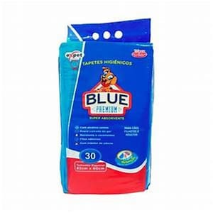 Tapete Blue Premium 82x60cm 30un
