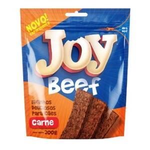 Petisco Bifinho Joy Beef Carne 200g