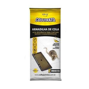 Armadilha Adesiva Colly Rato 2un