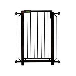 Grade Porta Plus Preta Tubline 70 Cm