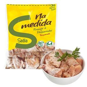 Frango a Passarinho Sadia Temperado 1kg