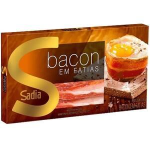 Bacon Sadia em Fatias 250g