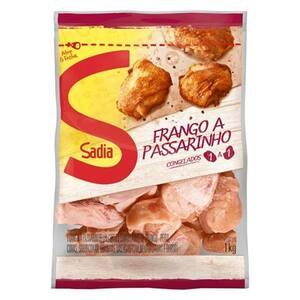 Frango a Passarinho Sadia sem Tempero 1kg