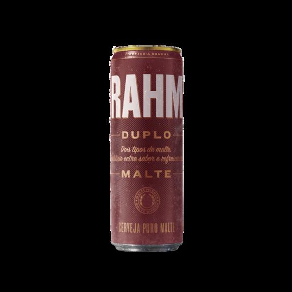 Cerveja      Brahma Duplo Malte Lata 350 ml Caixa com 12.0 UNIDADEs