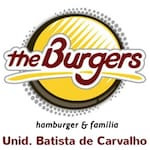Logotipo The Burgers - Batista de Carvalho