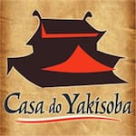 Logotipo Casa do Yakisoba - Marília