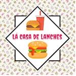 Logotipo Lá Casa de Lanches