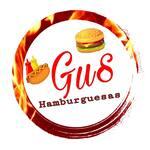 Logotipo Hamburguesas Gus