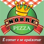 Logotipo Nobre Pizza