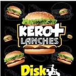 Logotipo Kero Mais Lanches e Pão de Queijo