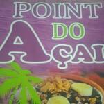 Logotipo Point do Açaí W&e