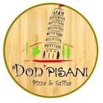 Logotipo Pizzaria Don Pisani