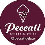 Logotipo Peccati Gelato & Dolce