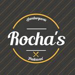 Logotipo Rocha's Burgers
