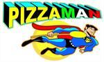Logotipo Pizzaman