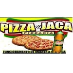 Logotipo Pizzaria e Hamburgueria do Jaca