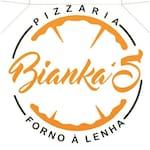 Logotipo Pizzaria Bianka´s