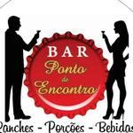 Logotipo Bar e Restaurante Ponto de Encontro