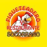 Logotipo El Socorrano Restaurante y Poqueteadero