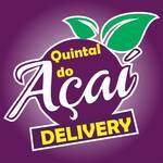 Logotipo Quintal do Açaí Delivery